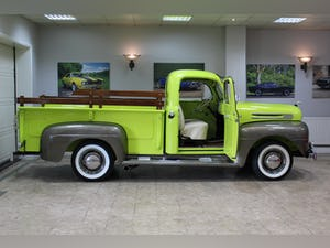 1950 Ford F2 Pick-up Flathead V8 Manual - Fully Restored For Sale (picture 2 of 25)