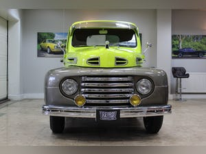 1950 Ford F2 Pick-up Flathead V8 Manual - Fully Restored For Sale (picture 5 of 25)
