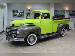 1950 Ford F2 Pick-up Flathead V8 Manual - Fully Restored For Sale (picture 9 of 25)