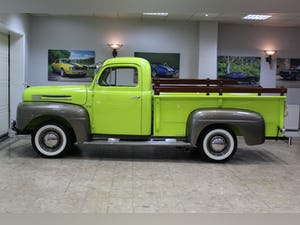 1950 Ford F2 Pick-up Flathead V8 Manual - Fully Restored For Sale (picture 10 of 25)