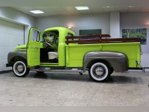 1950 Ford F2 Pick-up Flathead V8 Manual - Fully Restored For Sale (picture 11 of 25)