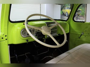1950 Ford F2 Pick-up Flathead V8 Manual - Fully Restored For Sale (picture 14 of 25)