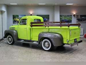 1950 Ford F2 Pick-up Flathead V8 Manual - Fully Restored For Sale (picture 17 of 25)