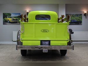 1950 Ford F2 Pick-up Flathead V8 Manual - Fully Restored For Sale (picture 18 of 25)