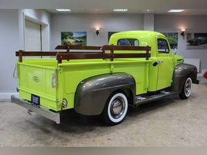1950 Ford F2 Pick-up Flathead V8 Manual - Fully Restored For Sale (picture 20 of 25)