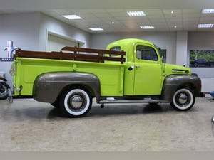 1950 Ford F2 Pick-up Flathead V8 Manual - Fully Restored For Sale (picture 22 of 25)