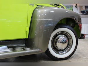 1950 Ford F2 Pick-up Flathead V8 Manual - Fully Restored For Sale (picture 23 of 25)