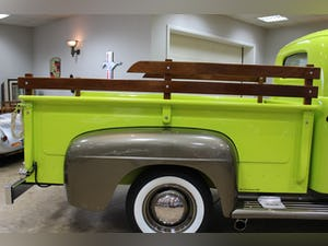 1950 Ford F2 Pick-up Flathead V8 Manual - Fully Restored For Sale (picture 24 of 25)