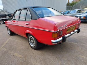 1978 Ford Escort MK2 1.3 Ghia - 53000 Mils For Sale (picture 3 of 6)