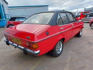 1978 Ford Escort MK2 1.3 Ghia - 53000 Mils For Sale (picture 4 of 6)