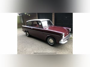 1961 Ford anglia 105e deluxe 1660 crossflow top spec For Sale (picture 2 of 10)