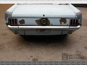 1965 Ford Mustang Solid base, loads of service history, great col For Sale (picture 3 of 6)