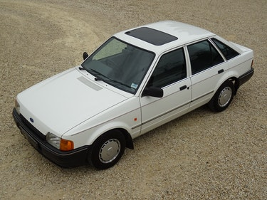 Picture of 1990 Ford Escort Mk IV: 20k mls/3 Owners/Utterly Original For Sale