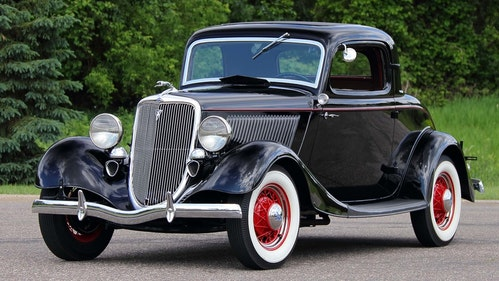 Picture of Wanted 1933 to 1934 Ford Coupe or Convertible For Sale