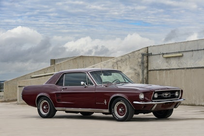 Picture of 1967 Ford Mustang V8 Manual Coupe For Sale