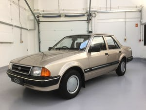 1984 Stunning Ford Orion 1.6GL Only 1 Owner For Sale (picture 1 of 20)