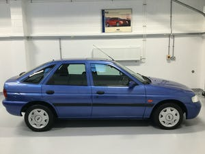 1999 Ford Escort 16 valve Flight For Sale (picture 6 of 36)