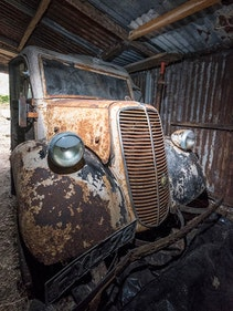 """Picture of 1938 Fordson """"shooting brake"""" restoration project For Sale by Auction"""