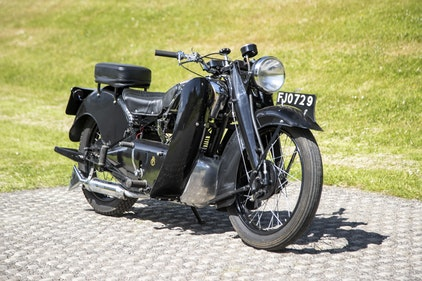 Picture of 1938 Francis Barnett Cruiser For Sale by Auction