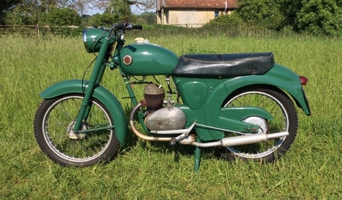 Picture of 1959 Francis Barnett For Sale by Auction June 26th 2021 For Sale by Auction