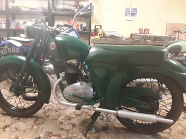 Picture of 1958 Plover Classic motorcycle For Sale