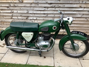 Picture of 1960 Francis barnet 250cc cruiser nice machine For Sale
