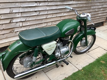 Picture of 1960 Francis barnett cruiser 250cc great condition For Sale
