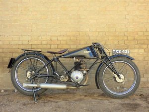 Picture of 1932 Francis Barnett 147cc SOLD