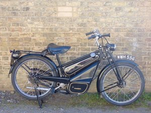 Picture of 1951 Francis Barnett Powerbike 98cc SOLD