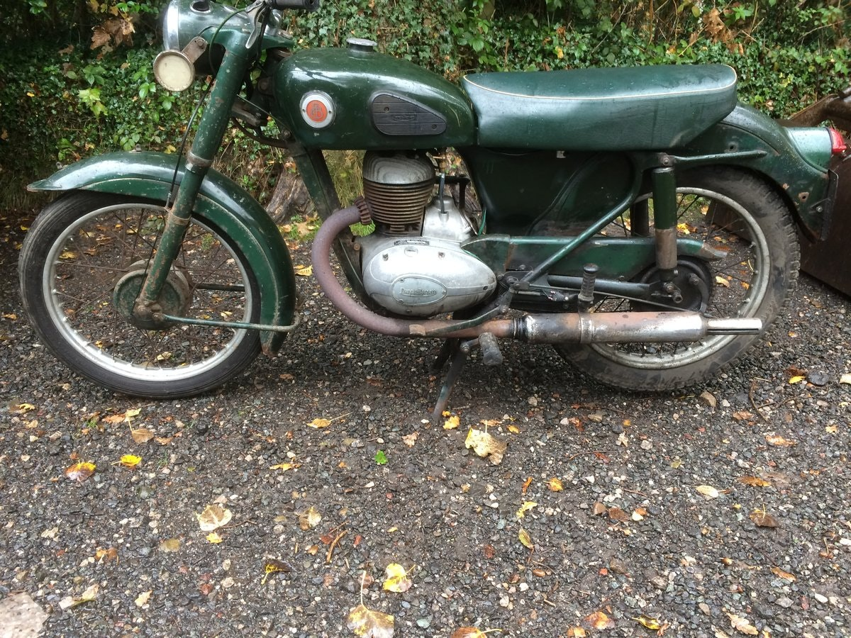 1956 Francis Barnett or Similar Villers machines Wanted For Sale (picture 1 of 5)