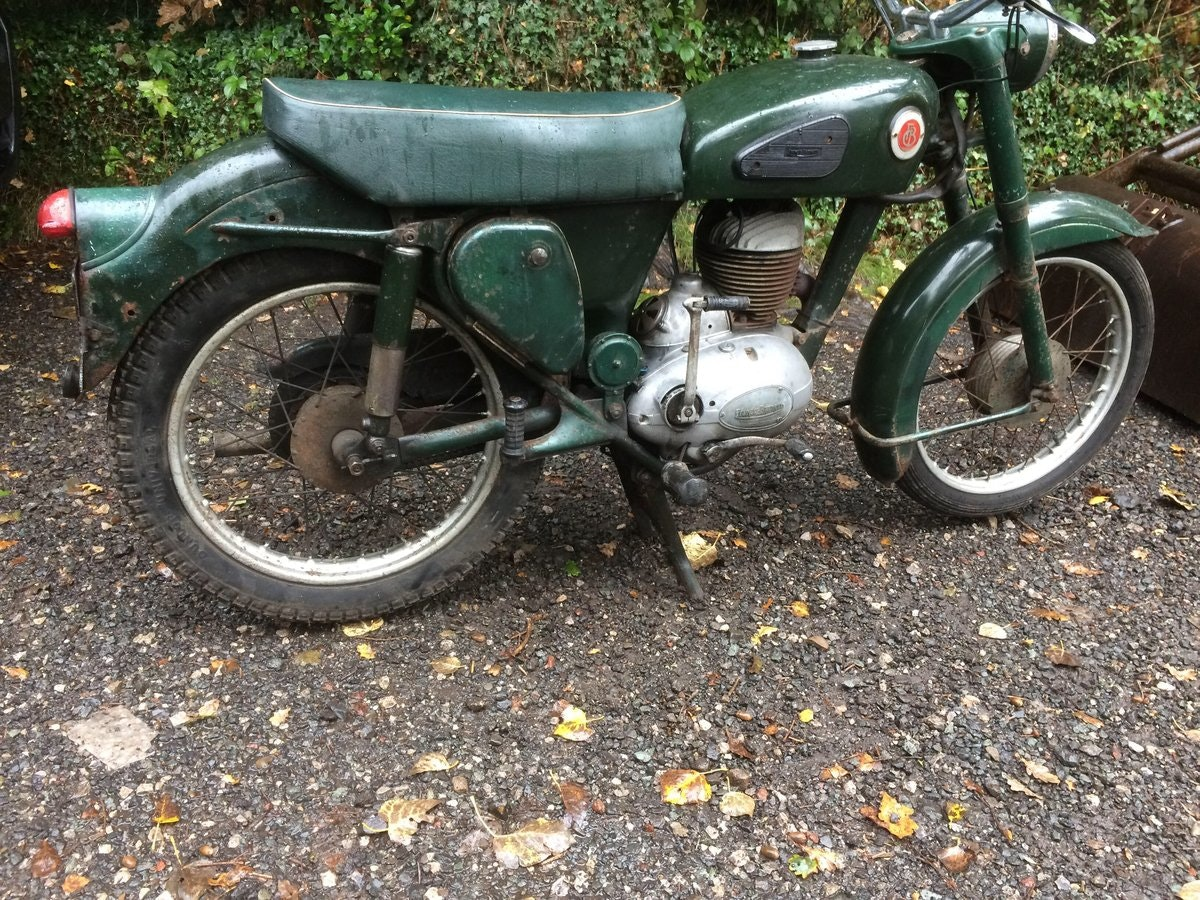 1956 Francis Barnett or Similar Villers machines Wanted For Sale (picture 2 of 5)