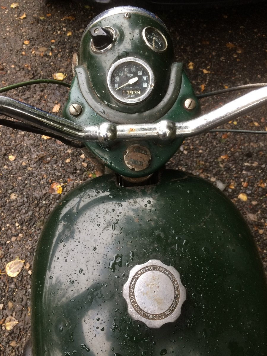 1956 Francis Barnett or Similar Villers machines Wanted For Sale (picture 5 of 5)