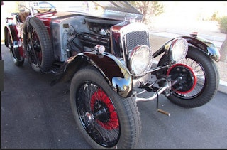 Picture of 1935 Frazer Nash: project to rebuild an authentic Colmore For Sale