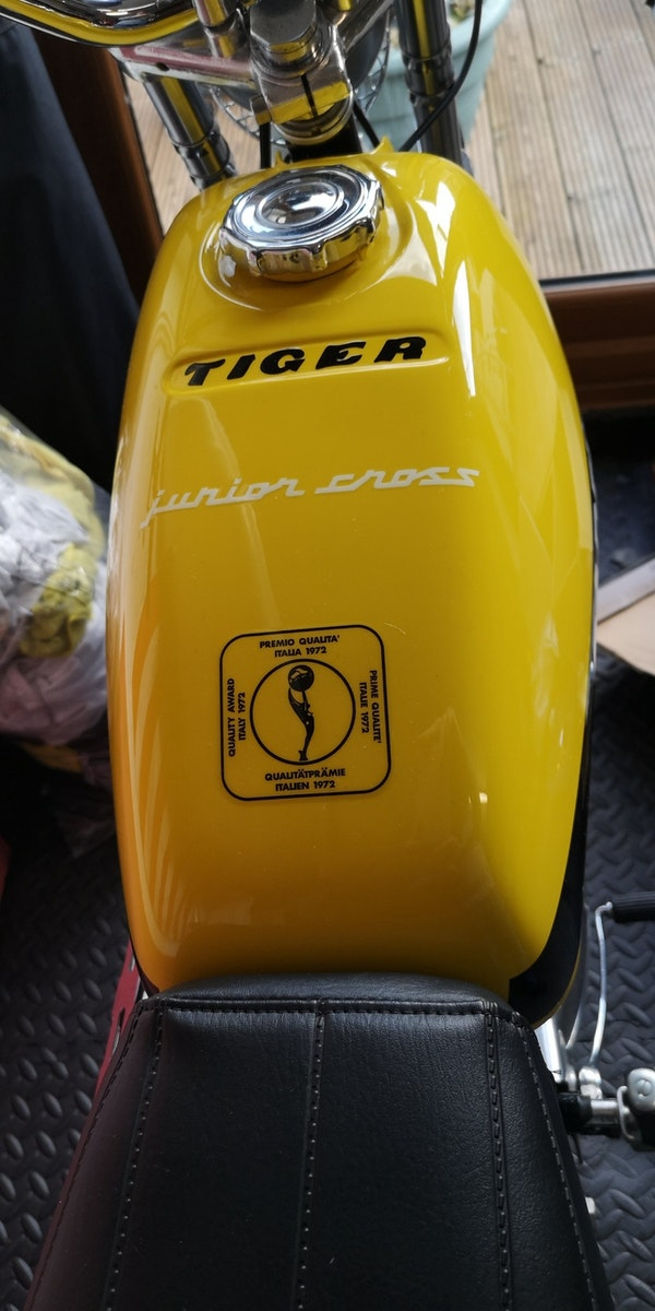 1973 Garelli Tiger Cross SOLD (picture 7 of 8)