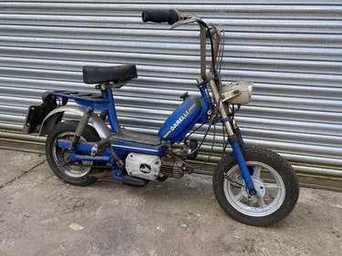 Picture of 1983 GARELLI KATIA MOPED VERY RARE £995 OFFERS PX TRAILS TIGER CR For Sale