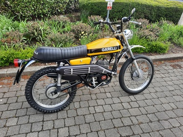 Picture of 1975 Lovely usable Garelli Cross For Sale