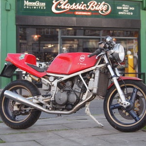 Picture of 1989 Gilera Saturno 350cc RESERVED FOR CHRIS. SOLD