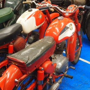 Picture of 1962 Gilera Giubileo 98cc Classic RESERVED FOR AMANDA. SOLD