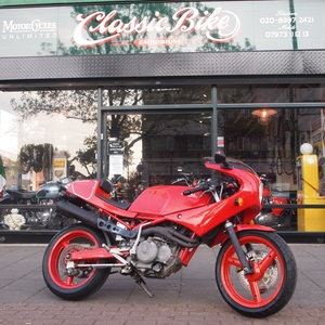 Picture of 1989 Gilera Saturno Fitted With Running Paris Daker 550cc Unit. SOLD