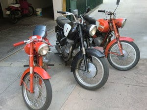 Gilera 300 extra 1967 twin For Sale (picture 1 of 5)