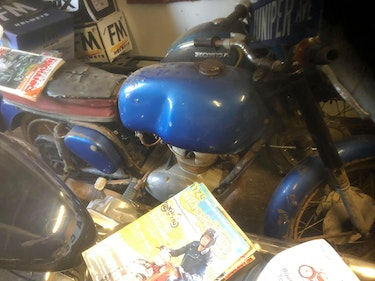 Picture of 1963 Gilera Giubileo 175cc £695 as is. For Sale