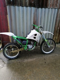 Picture of Gilera project bike 50cc, rolling chassis with engine. £300 For Sale