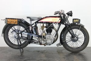 Picture of Gillet Model Sport 1927 500cc 1 cyl ohv For Sale