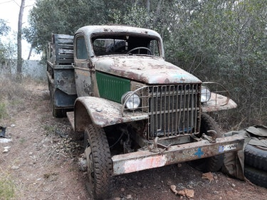 Picture of 1944 GMC Chevrolet  353, 6x6 with Perkins 6 cyl. LHD For Sale