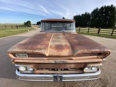 Picture of 1961 GMC Suburban For Sale