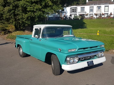 Picture of GMC 1963 C1000 SIDESTEP TRUCK LWB 5L V6 For Sale