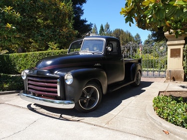 Picture of 1951 GMC Series 100 Short Bed Pickup Truck GBP Strong to USD For Sale