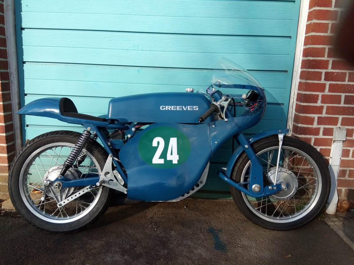 1965 Greeves Silverstone Tribute Bike For Sale (picture 2 of 6)
