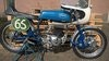 Picture of 1960 Greeves RAS 250 racer ex Chas Mortimer SOLD
