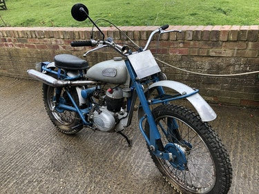 Picture of 1957 Greeves Scottish with V5C For Sale